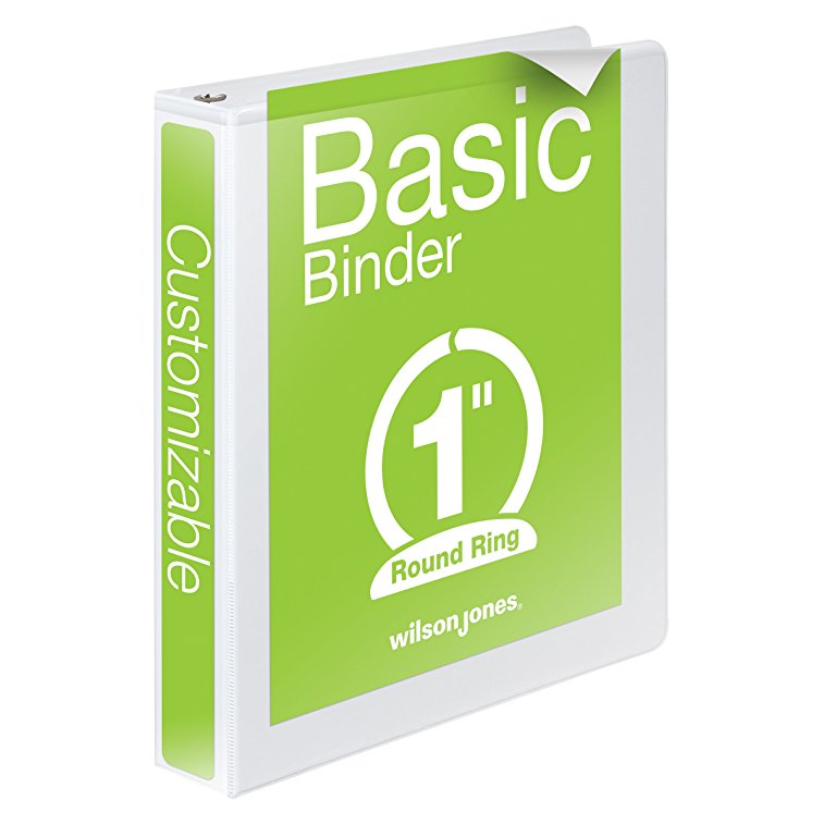 Looseleaf Binders
