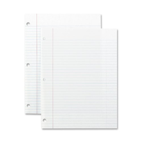 Wide Ruled Looseleaf Paper